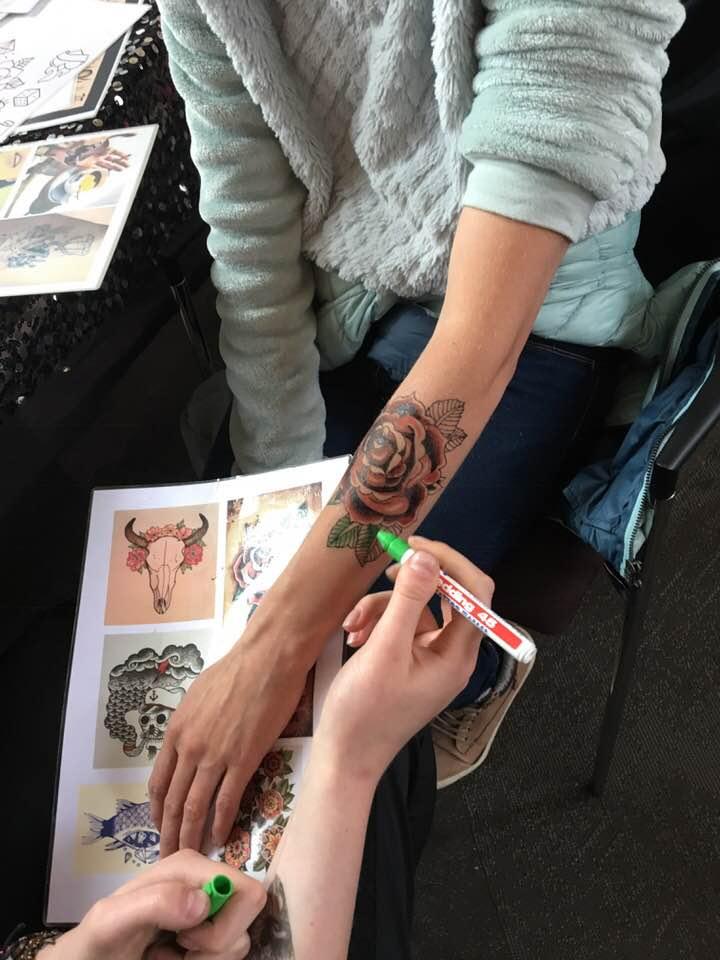 Ro Enzo Tuig Tattooshop Ro Enzo Festivalconcept